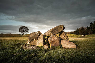 Photograph - The Giant's Ring by George Pennock