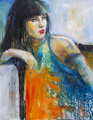 The Girl Original by Ira Ivanova