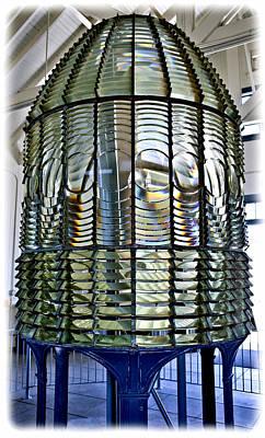 The Glass Beehive  Art Print