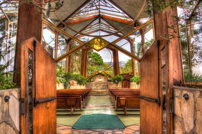 Photograph - The Glass Church by Heidi Smith