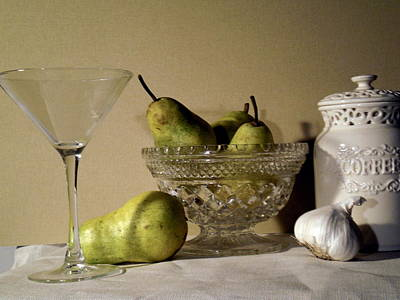 Martini Royalty-Free and Rights-Managed Images - The Glass is Empty by Gerry High