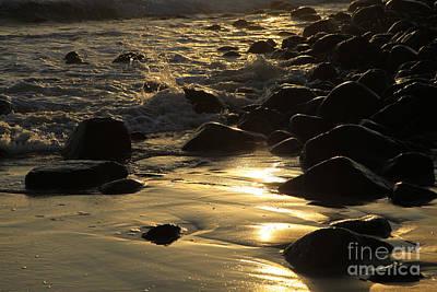 Photograph - The Golden Glow Of Sunrise by Noel Elliot