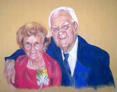 Pastel - The Golden Years by Martha Suhocke
