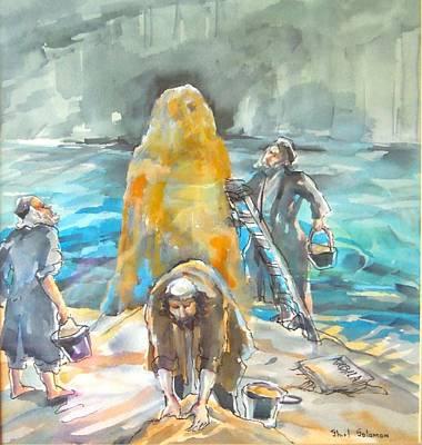 A Kabbala Story    Original by Shirl Solomon