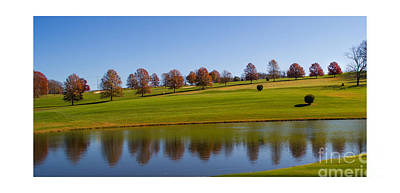 Photograph - The Golf Course by Rima Biswas