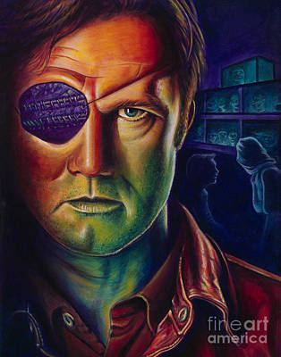 The Governor Art Print by Scott Spillman