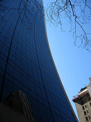 Photograph - The Grace Building by RicardMN Photography