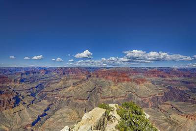 The Grand Canyon--another Look Art Print by Angela A Stanton