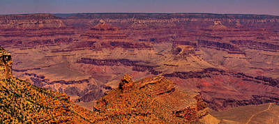 Photograph - The Grand Canyon V by David Patterson