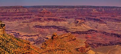 Colorado Photograph - The Grand Canyon V by David Patterson