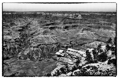 Photograph - The Grand Canyon Xiii by David Patterson