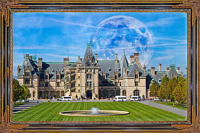 Biltmore Mixed Media - The Grand Vision  by Betsy Knapp