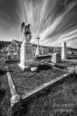 Photograph - The Graveyard by Adrian Evans