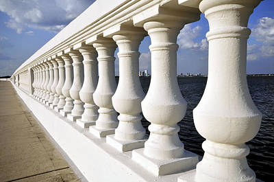 The Great Balustrades Art Print by David Lee Thompson