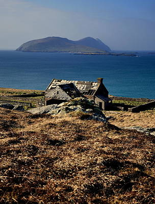Photograph - The Great Blasket by Florian Walsh