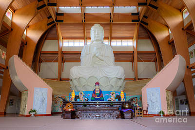 Photograph - The Great Buddha by Rick Kuperberg Sr