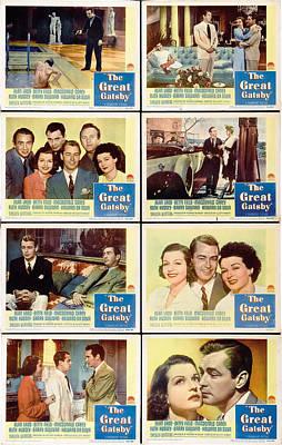 1949 Digital Art - The Great Gatsby Movie Stills by Georgia Fowler