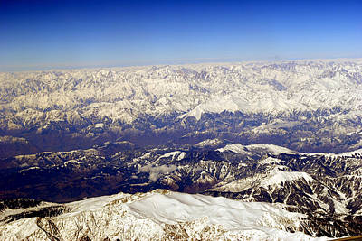 Photograph - The Great Himalayas- Viator's Agonism by Vijinder Singh