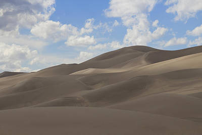 The Great Sand Dunes Original by Henny Gorin