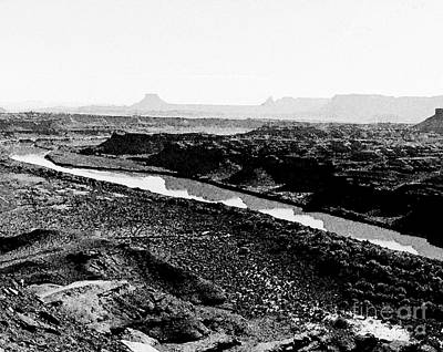 Photograph - The Green River  by Juls Adams