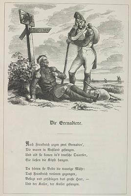 The Grenadier Art Print