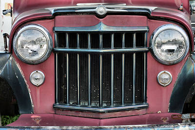 Photograph - The Grill by JC Findley