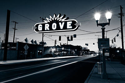 Photograph - The Grove II by Scott Rackers