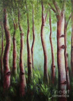 Painting - The Grove by Kathy Lynn Goldbach