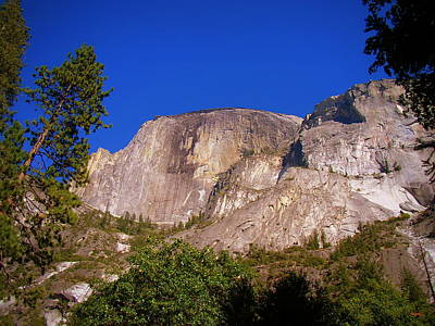 Photograph - The Guardian- Half Dome Yosemite by Glenn McCarthy Art and Photography