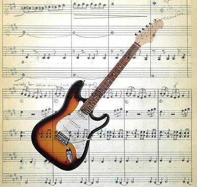 The Guitar Original by Ron Davidson
