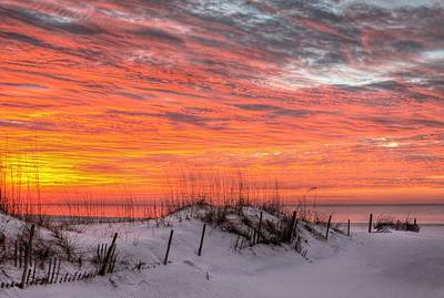 Photograph - The Gulf Shores Of Alabama by JC Findley