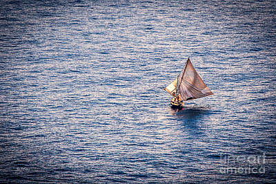 Photograph - The Haitian Fishermen by Rene Triay Photography
