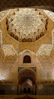 Photograph - The Hall Of The Arabian Nights by Weston Westmoreland
