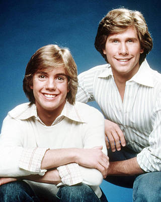 Hardy Photograph - The Hardy Boys  by Silver Screen