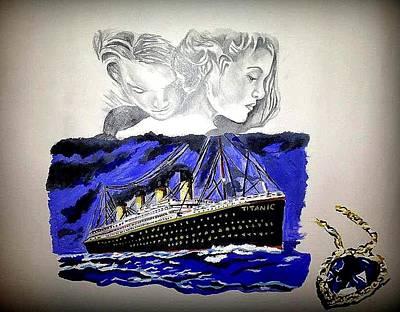 The Heart Of The Sea Art Print