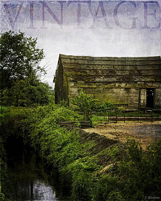 Photograph - The Heartland - Vintage Art By Jordan Blackstone by Jordan Blackstone