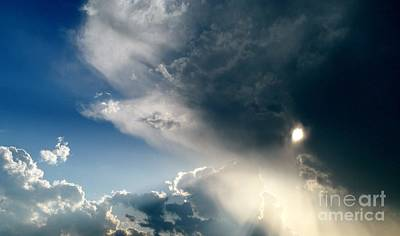 Photograph - The Heavens After The Rain by Julia  Walsh