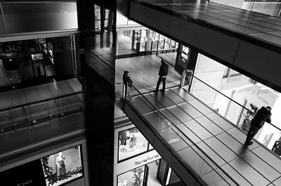 Photograph - The Heights Of Shopping by Cornelis Verwaal