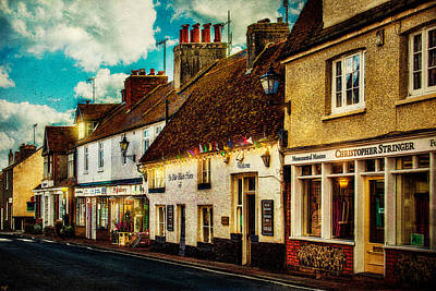 Photograph - The High Street by Chris Lord