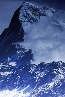 Central Asia Photograph - The Himalayas by Anonymous