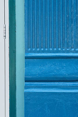 Geometric Art Photograph - The Hinge by Nikolyn McDonald