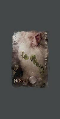 The Hobbit Wall Art - Digital Art - The Hobbit - Balin by Brand A