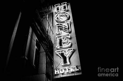 Photograph - The Honey Hotel by Dean Harte