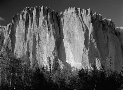 Photograph - The Hoodoos by Ed  Cooper Photography