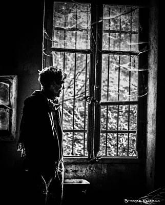 Photograph - The Hopeless Prisoner by Stwayne Keubrick