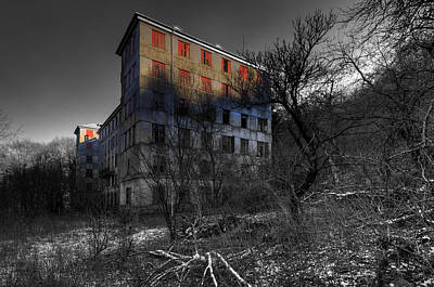 Photograph - The House Of Mistery 2 by Enrico Pelos