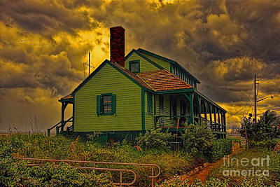 Photograph - The House Of Refuge by Olga Hamilton