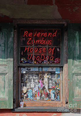 Photograph - The House Of Voodoo by Steven Parker