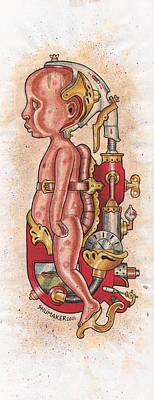 The Human Condition No. 3 Art Print