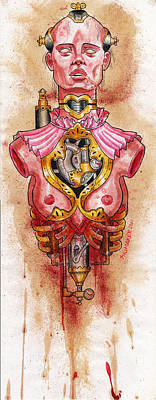 The Human Condition No. 4 Art Print